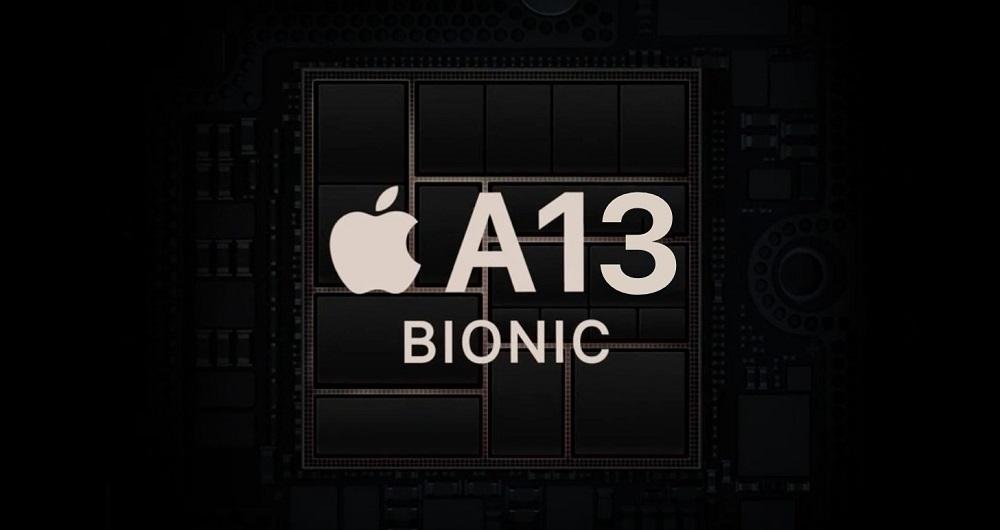 آغاز تولید چیپست اپل A13 از سوی شرکت TSMC