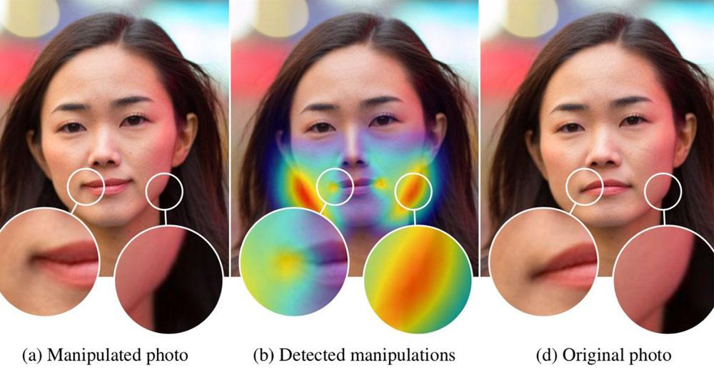 هوش مصنوعی ادوبی به کمک شناسایی تغییر چهره در فتوشاپ می آید