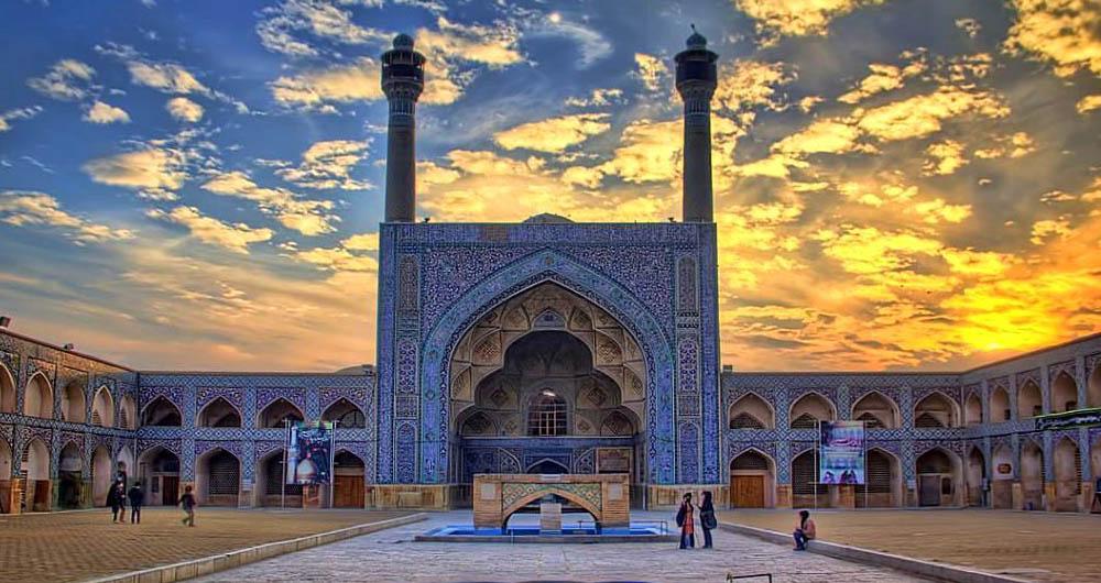 قدیمی ترین مساجد ایران که شما را شگفت زده می کنند؛ مسجد جامع فهرج در صدر!