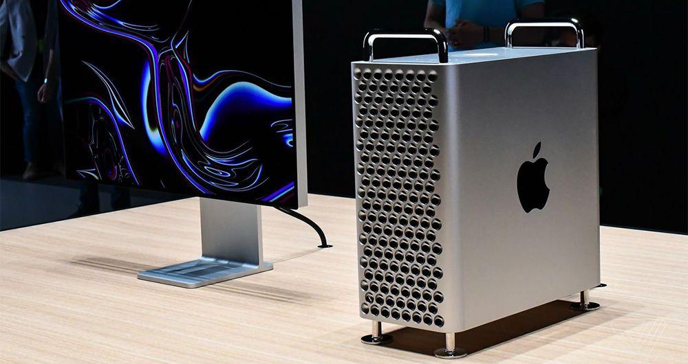 نسل جدید مک پرو اپل در کشور چین تولید می شود