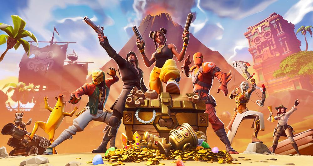 درآمد ماه مه بازی Fortnite به بیش از 203 میلیون...
