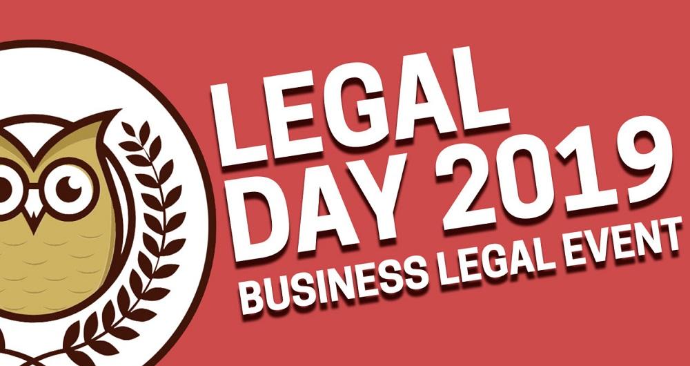 برگزاری رویداد Legal Day 2019 با مشارکت پارک علم و فناوری تربیت مدرس
