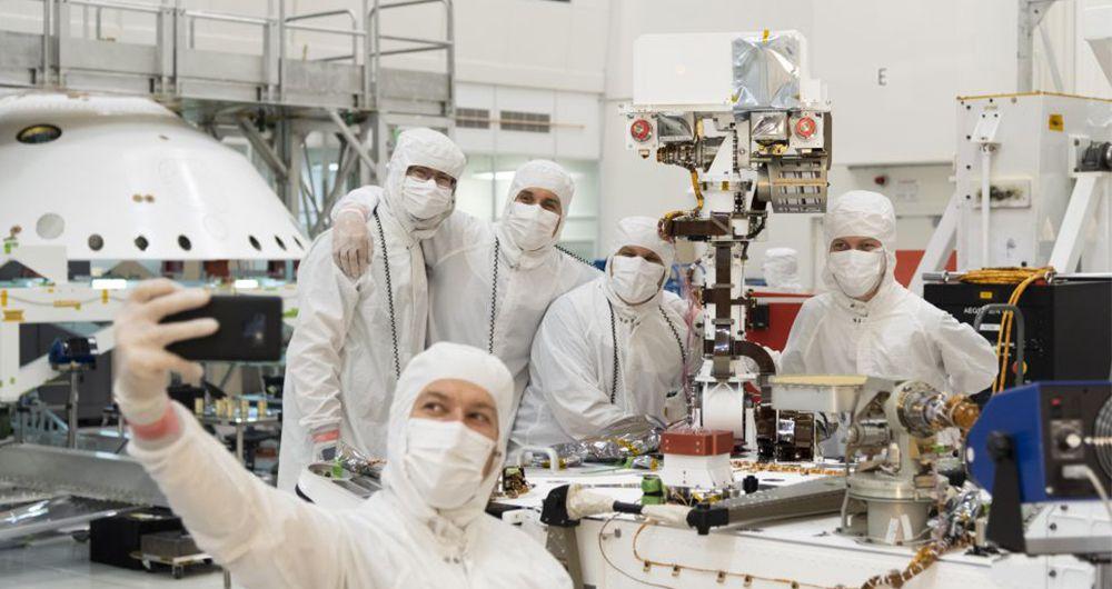 دومین مریخ نورد ناسا در دست تولید است