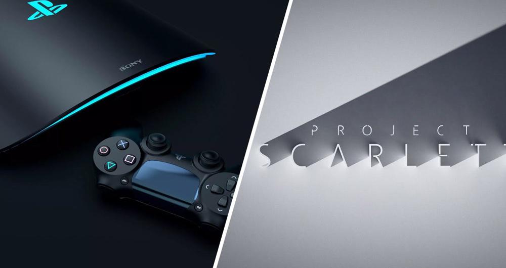 کنسول های Xbox Scarlett و PS5