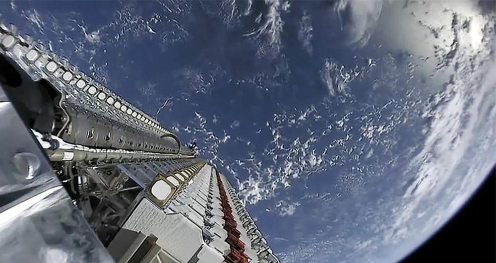 شبکه ماهواره ای استارلینک
