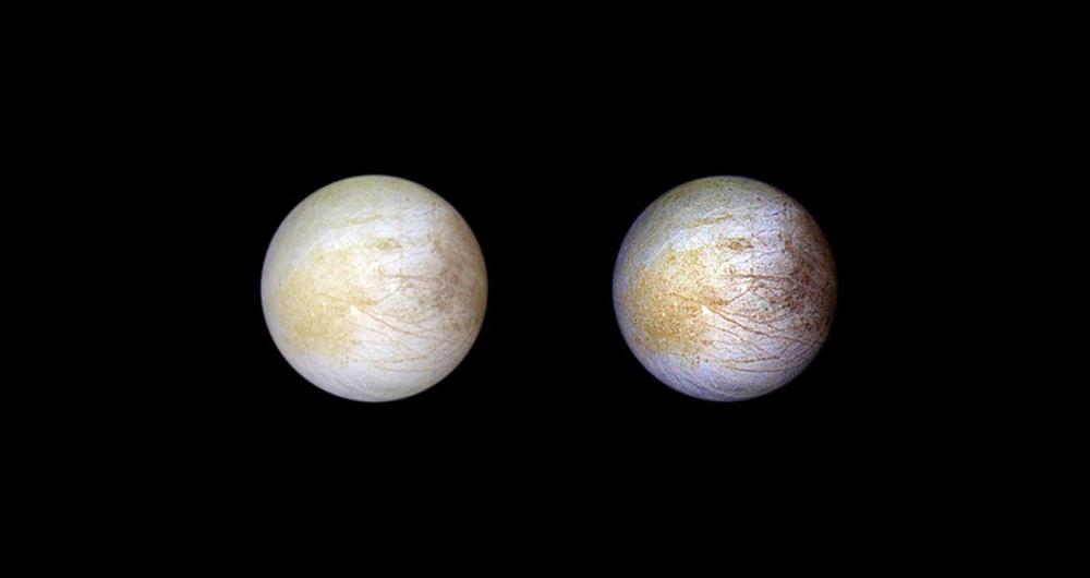 کشف سدیم کلرید در یکی از قمرهای سیاره مشتری