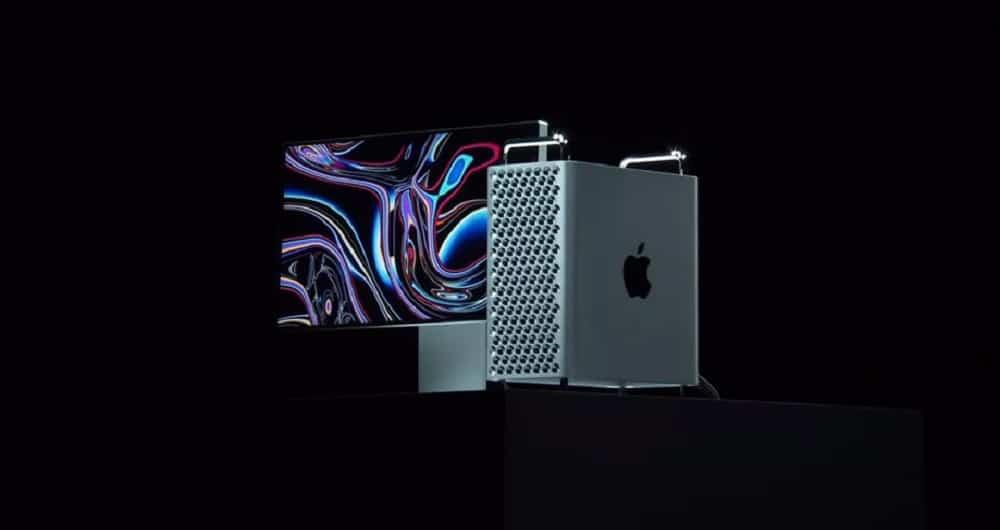 مک پرو جدید اپل با طراحی جذاب و مشخصات قدرتمند...
