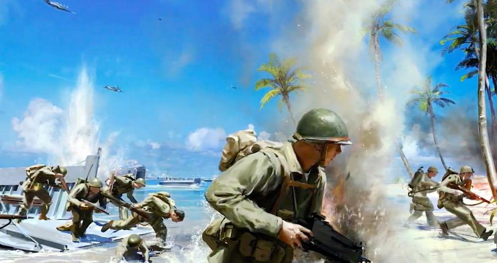 نقشه های جدید بازی Battlefield V