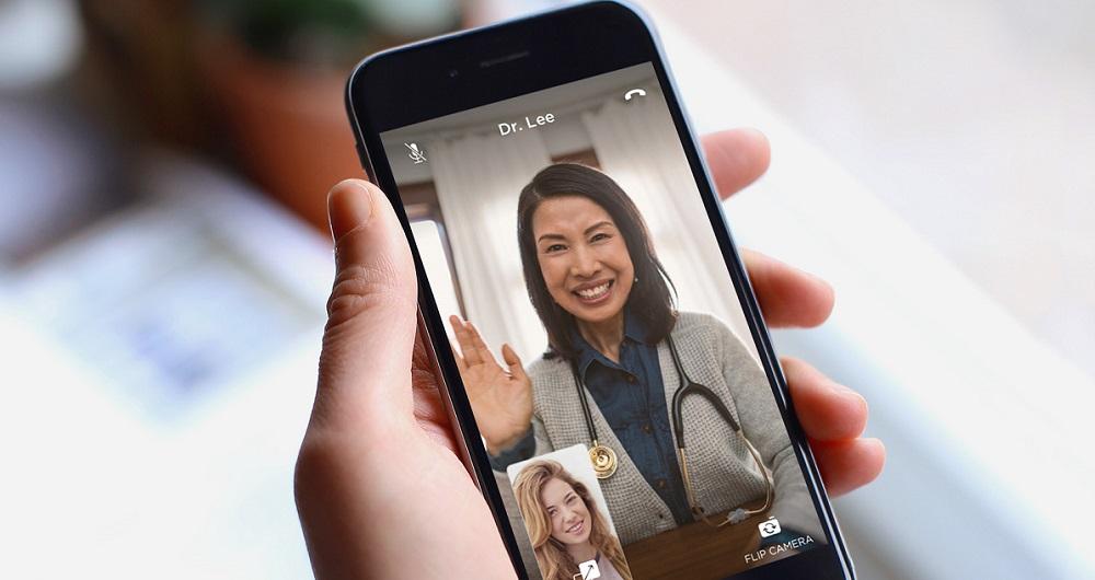 اپلیکیشن های تماس تصویری