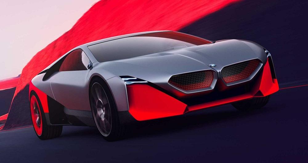 بیامو Vision M Next از راه رسید؛ یک خودروی مفهومی جذاب!