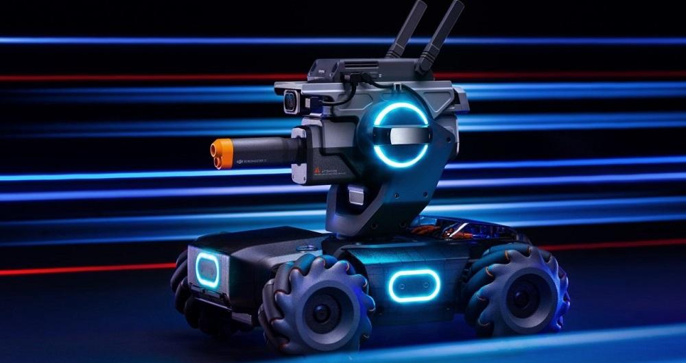 ربات آموزشی DJI