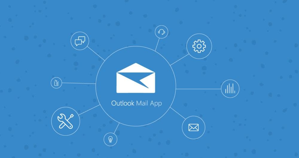 آموزش استفاده از برنامه Mail در ویندوز 10