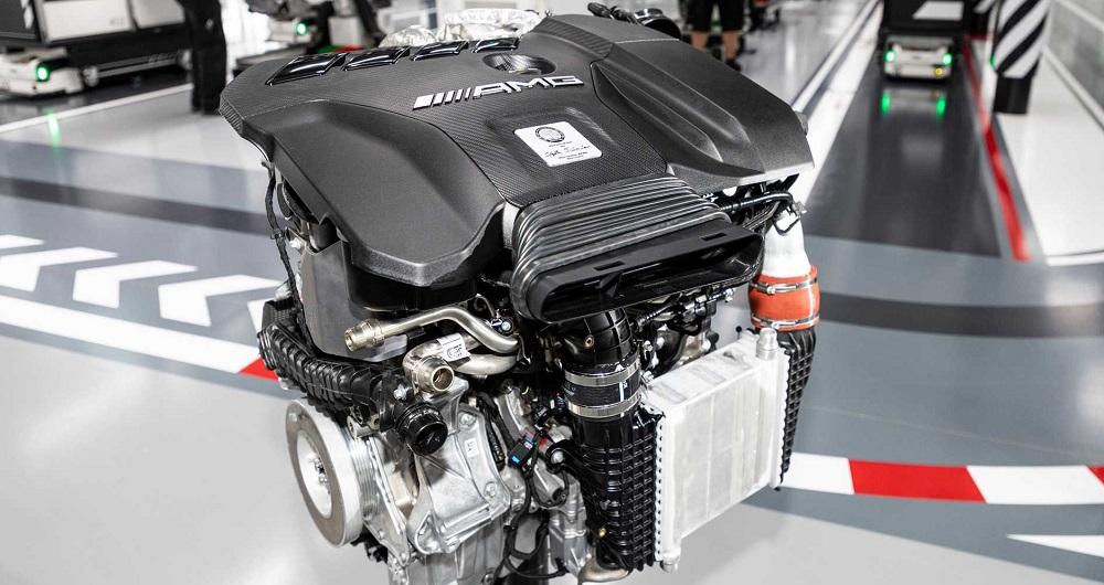 قدرتمندترین موتور 4 سیلندر