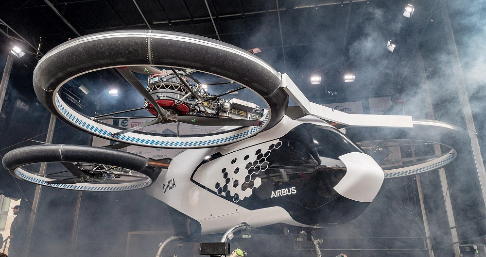 احتمال استفاده از تاکسی های پرنده در المپیک 2024 پاریس
