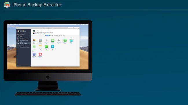 بکاپ گرفتن از آیفون با استفاده از نرم افزار iPhone Backup Extractor