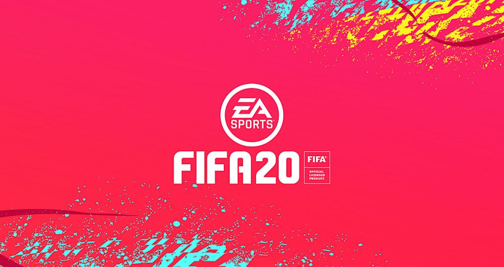 کاور بازی FIFA 20 رونمایی شد