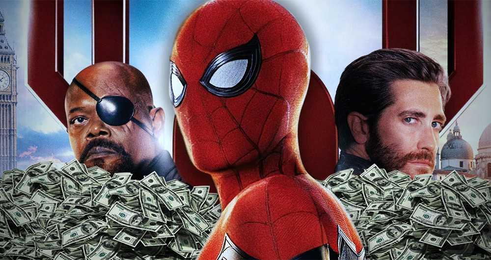 فیلم Spiderman: Far From Home