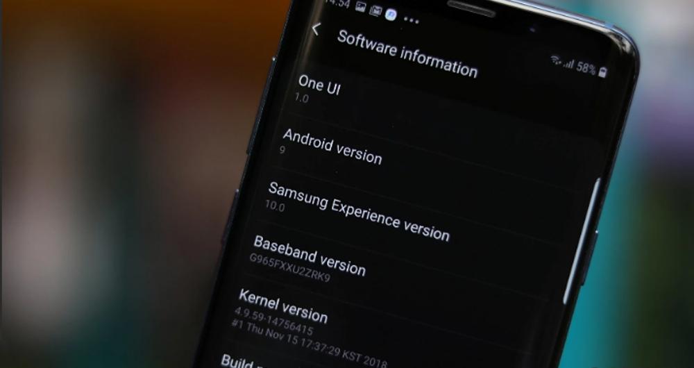 رابط کاربری One UI 2.0 چند ماه دیگر عرضه می شود