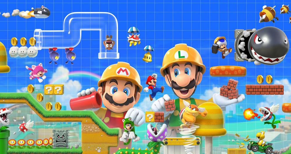 جدول فروش هفتگی بریتانیا: سومین صدرنشینی متوالی Super Mario Maker 2