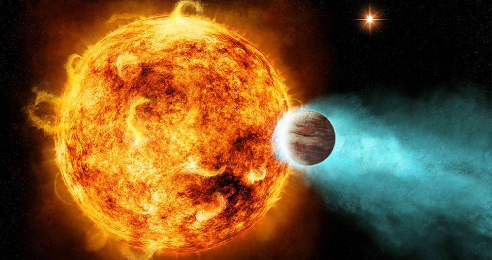 تلسکوپ تس موفق به کشف سیاره ای بسیار داغ شد