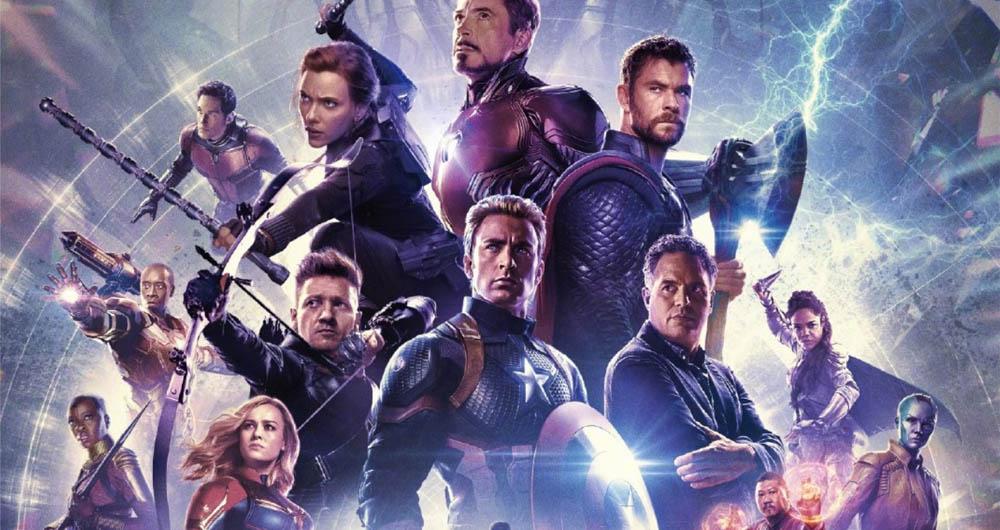 انتقام جویان 4 تبدیل به پر فروش ترین فیلم تاریخ سینما شد