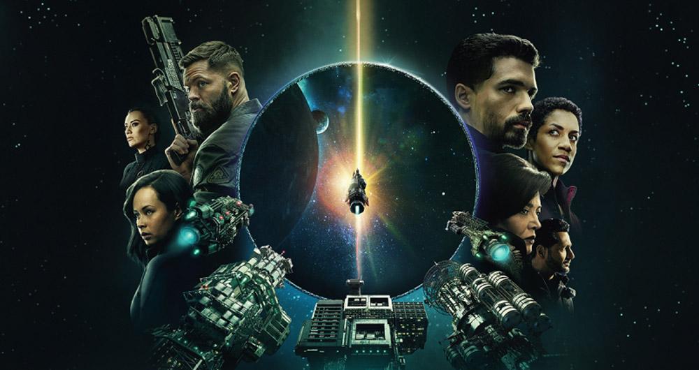 سریال The Expanse برای فصل پنجم تمدید شد