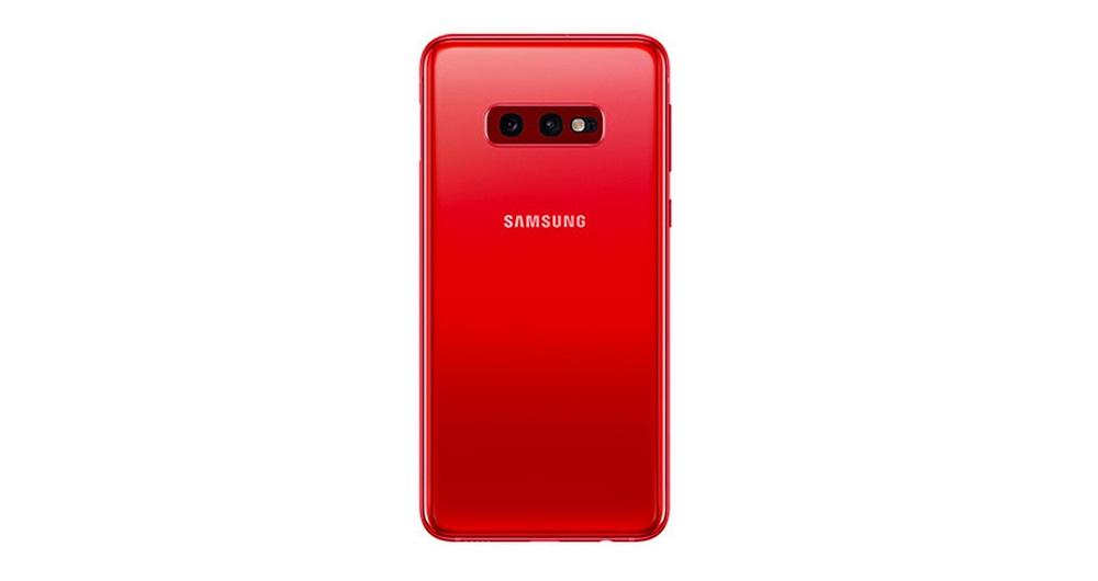 سامسونگ گلکسی S10e قرمز رنگ معرفی شد