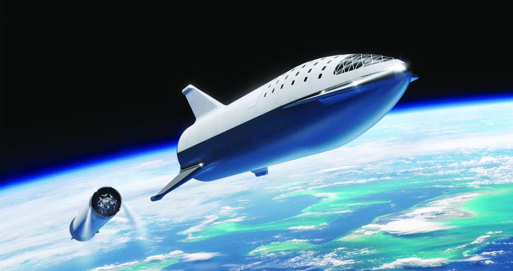 فضاپیمای استارهاپر در 16 ژوئیه به صورت آزمایشی پرواز می...