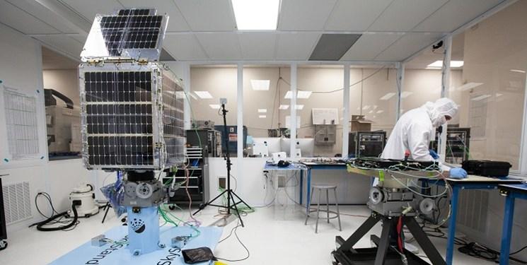 موفقیت ماهواره ناهید یک در آزمونهای محیطی خلا حرارتی