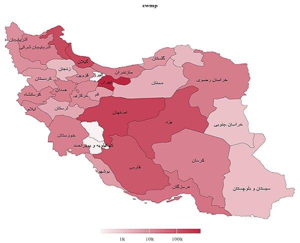 تهران در صدر آلودگی سایبری در یک سال اخیر