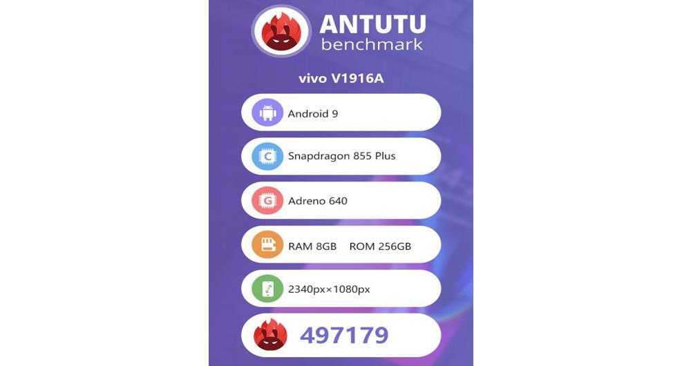 امتیاز فوق العاده گوشی ویوو IQOO پرو 5G در بنچمارک AnTuTu