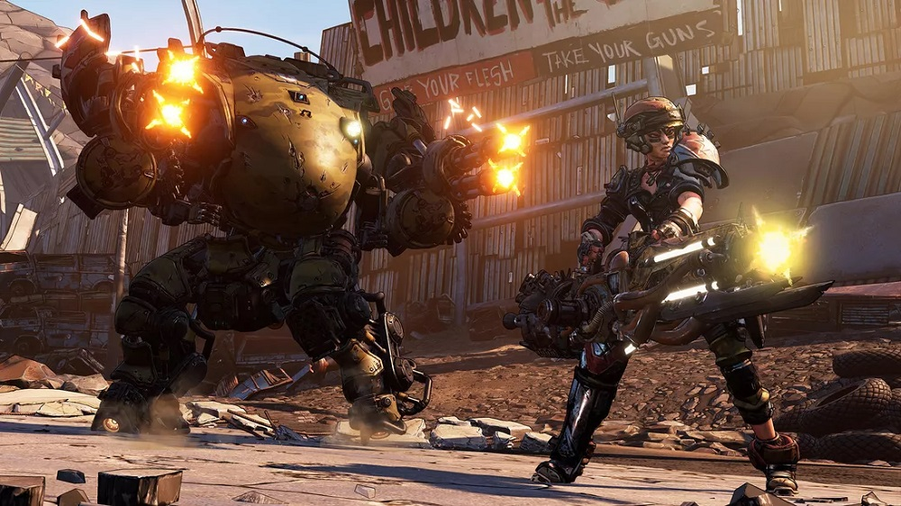 سیستم مورد نیاز بازی Borderlands 3