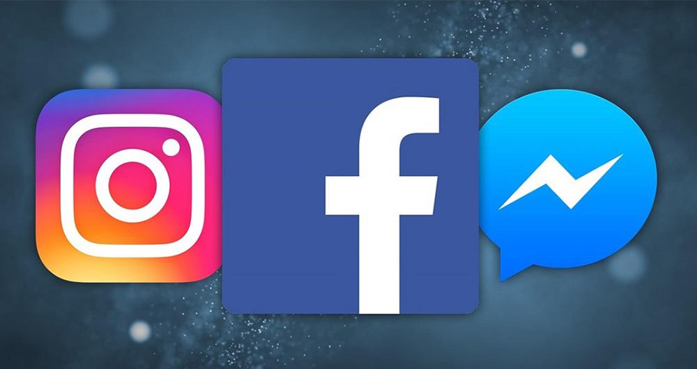 مسنجر فیس بوک و دایرکت اینستاگرام با یکدیگر ادغام می شوند