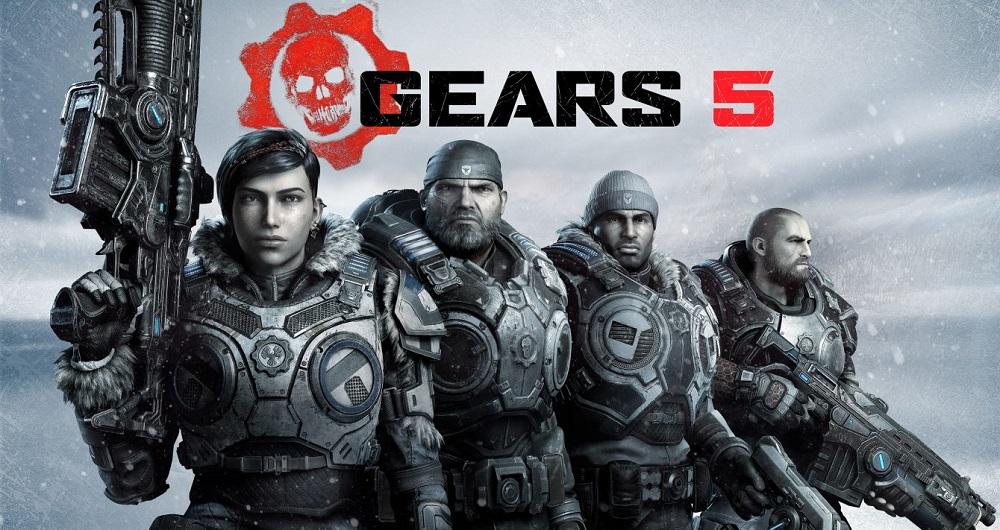 ساخت بازی Gears 5