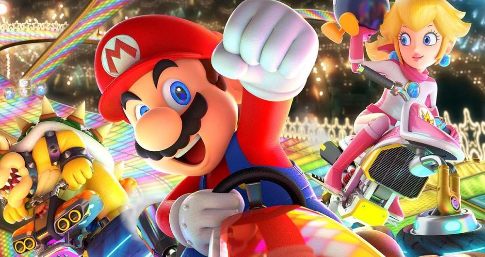جدول فروش هفتگی بریتانیا: بازگشت Mario Kart 8 Deluxe به صدر