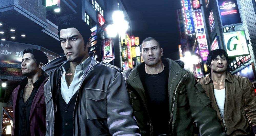 بازی Yakuza Remastered Collection معرفی شد