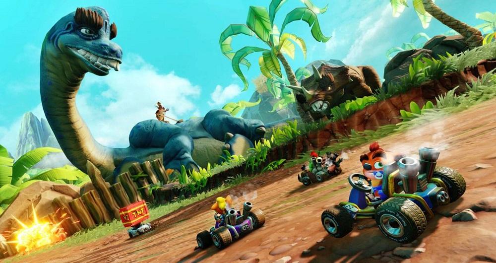 جدول فروش هفتگی بریتانیا: بازگشت دوباره Crash Team Racing به صدر