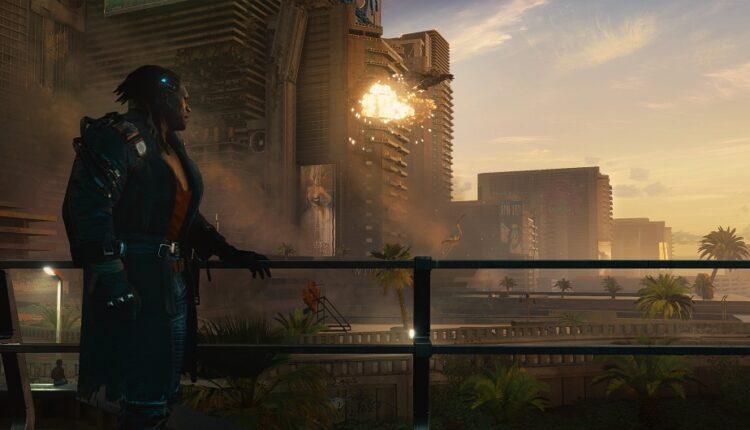 جهان بازی Cyberpunk 2077