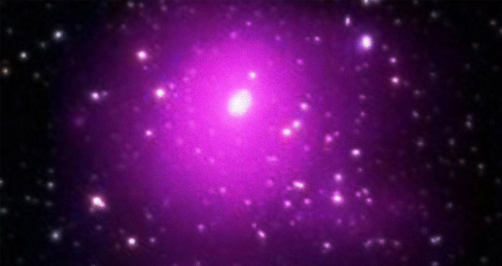 با بزرگترین سیاه چاله رصد شده در جهان آشنا شوید!