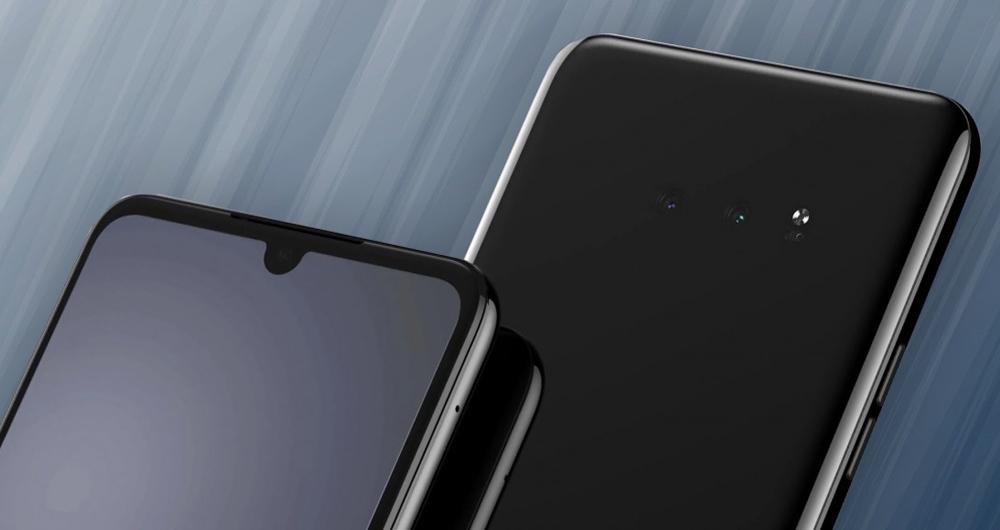 گوشی ال جی G8X در رندرهای جدید به نمایش گذاشته شد