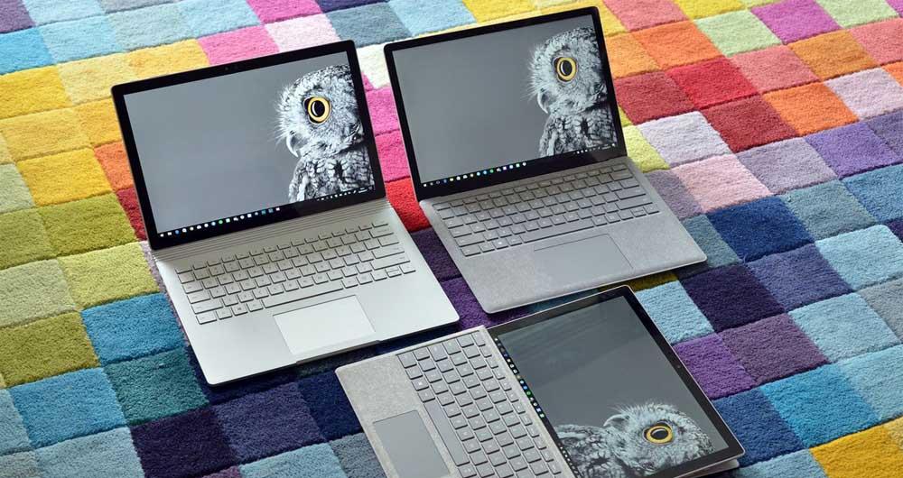 نسل جدید مایکروسافت سرفیس در تاریخ 2 اکتبر از راه می رسد