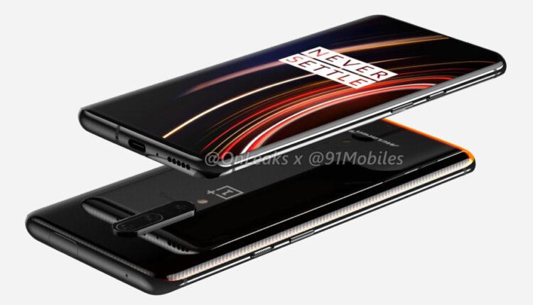 مشخصات گوشی های سری وان پلاس 7T لو رفت