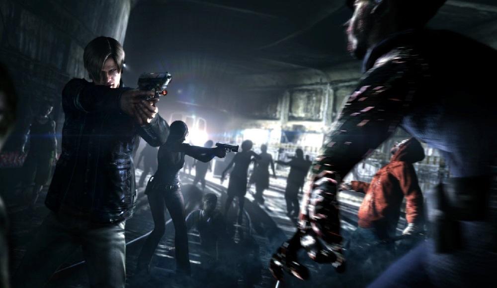 نسخه جدید بازی Resident Evil
