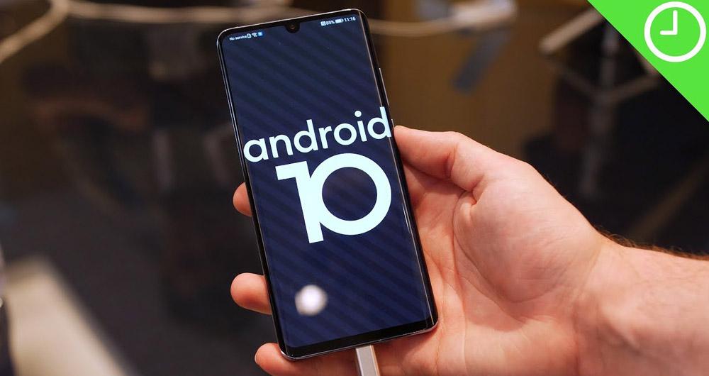 تاریخ عرضه رابط کاربری EMUI 10 برای گوشی های هواوی مشخص شد