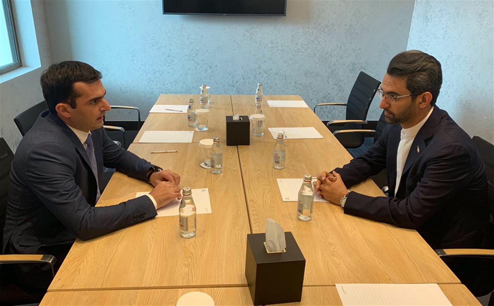 طرح پیشنهادی ایران به ارمنستان برای حمایت از تجارت استارتاپهای دو کشور
