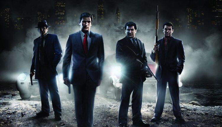 بازی Mafia 4