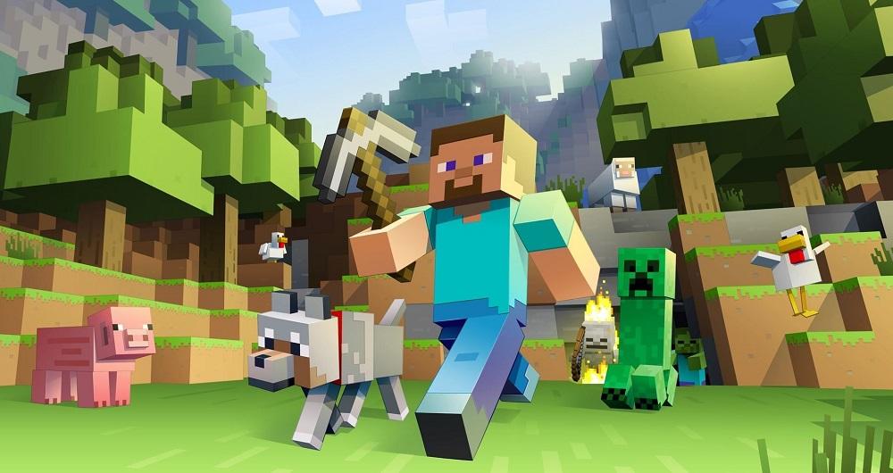 کاربران ماهیانه Minecraft