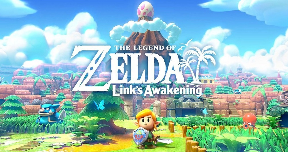 جدول فروش هفتگی بریتانیا: صدرنشینی The Legend of Zelda: Link's Awakening