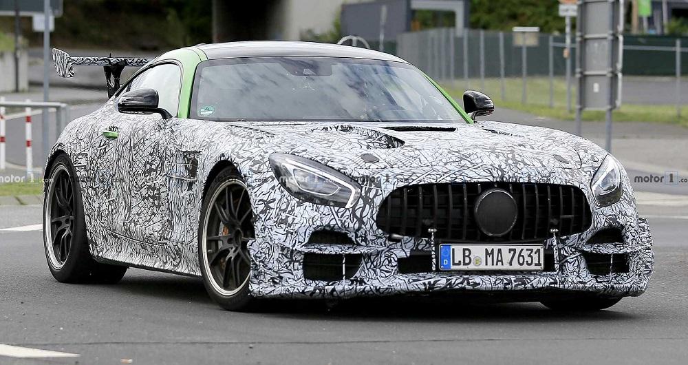 AMG GT بلک سریز اواسط 2020 از راه می رسد