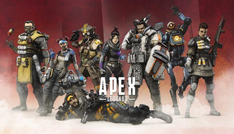 فصل سوم بازی Apex Legends